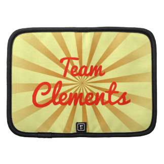 Equipo Clements Planificadores