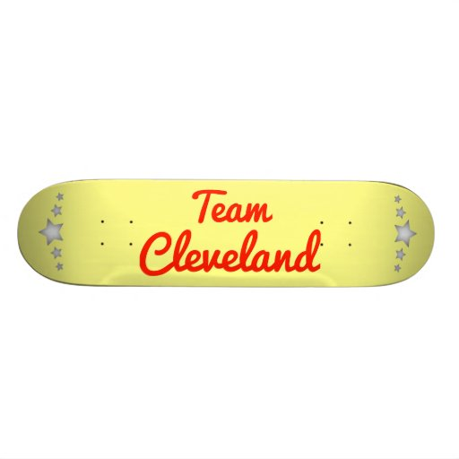 Equipo Cleveland Patín