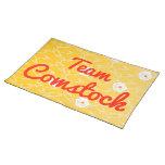 Equipo Comstock Mantel