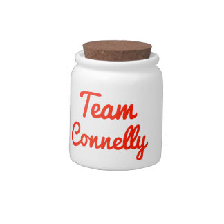 Equipo Connelly Jarras Para Caramelos