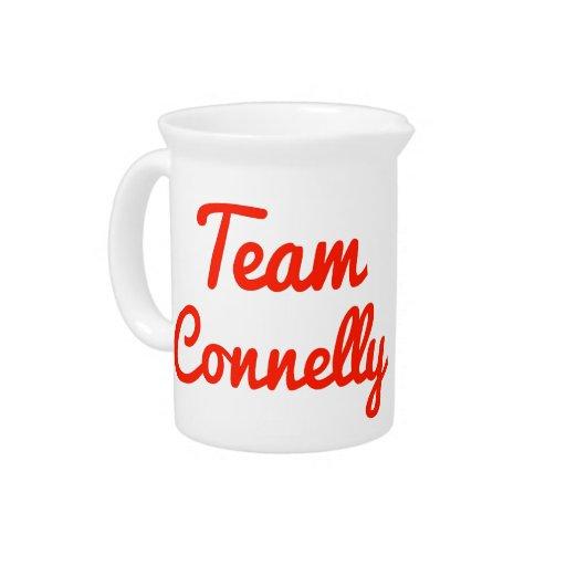 Equipo Connelly Jarras Para Bebida