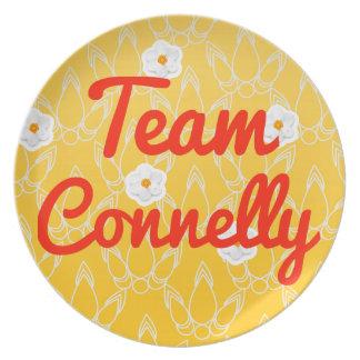 Equipo Connelly Plato De Comida