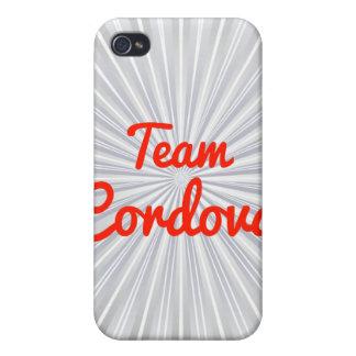 Equipo Cordova iPhone 4 Protector