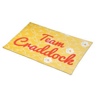 Equipo Craddock Manteles
