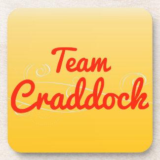 Equipo Craddock Posavasos
