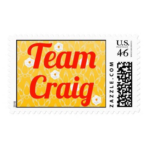 Equipo Craig Envio