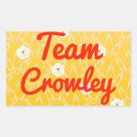 Equipo Crowley Rectangular Altavoces
