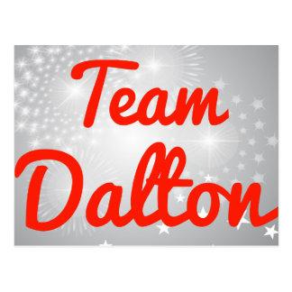 Equipo Dalton Postales