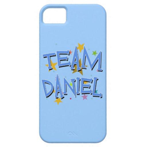 Equipo Daniel de DANIEL iPhone 5 Cárcasa