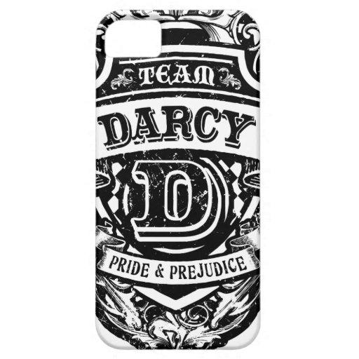 Equipo Darcy iPhone 5 Case-Mate Cobertura