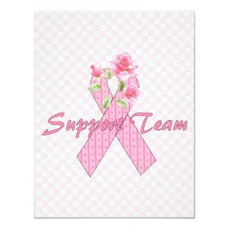 Equipo de ayuda del cáncer de pecho