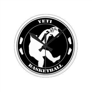 Equipo de baloncesto de Yeti Relojes