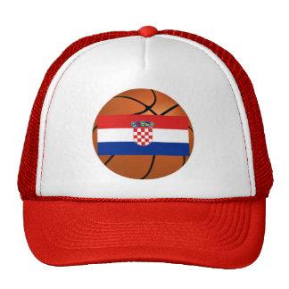 Equipo de baloncesto nacional de Croacia Gorra