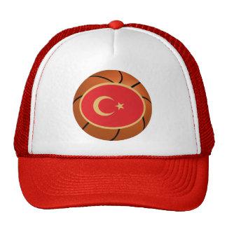 Equipo de baloncesto nacional de Turquía Gorro De Camionero