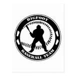 Equipo de béisbol de Bigfoot Postal