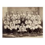 Equipo de béisbol de Brooklyn, 1889 Postales