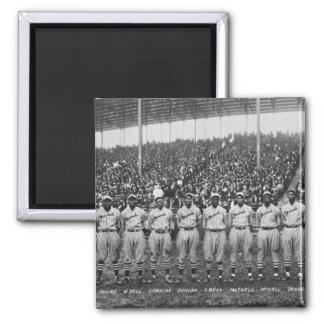 Equipo de béisbol de los monarcas de Kansas City Iman De Frigorífico