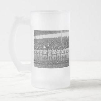 Equipo de béisbol de los monarcas de Kansas City Tazas