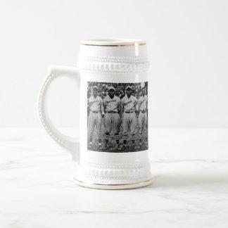 Equipo de béisbol de los monarcas de Kansas City Tazas De Café