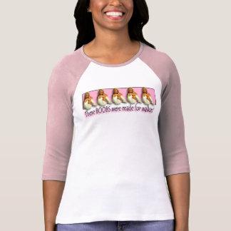 EQUIPO de BootsMadeForWalkin T-shirts