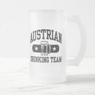 Equipo de consumición austríaco taza de café