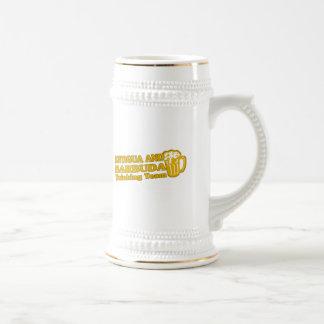 Equipo de consumición de Antigua y de Barbuda Tazas De Café