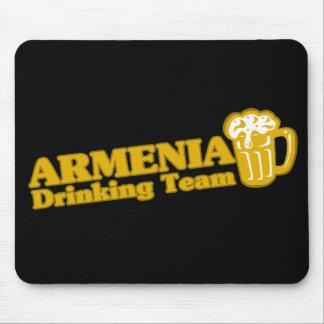 Equipo de consumición de Armenia Mousepad