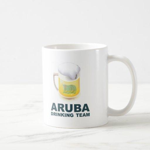 Equipo de consumición de Aruba Taza De Café