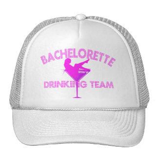 Equipo de consumición de Bachelorette Gorro