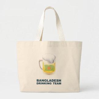Equipo de consumición de Bangladesh Bolsas De Mano