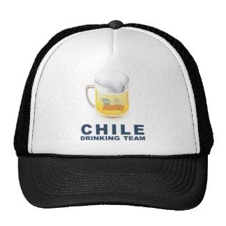 Equipo de consumición de Chile Gorro
