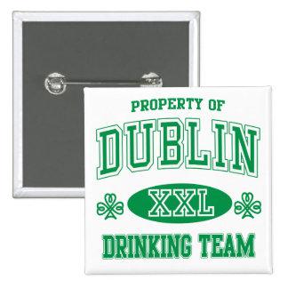 Equipo de consumición de Dublín Pins