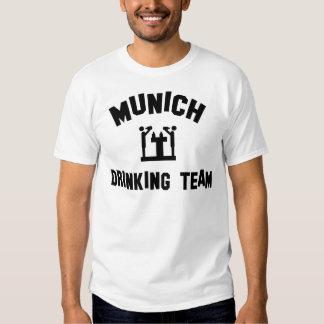 Equipo de consumición de Munich Camisas