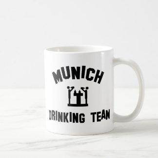 Equipo de consumición de Munich Taza Clásica