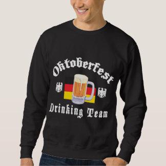 Equipo de consumición de Oktoberfest Sudadera