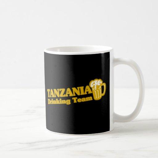 Equipo de consumición de Tanzania Taza De Café