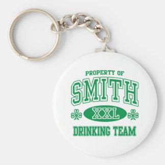 Equipo de consumición del irlandés de Smith Llaveros