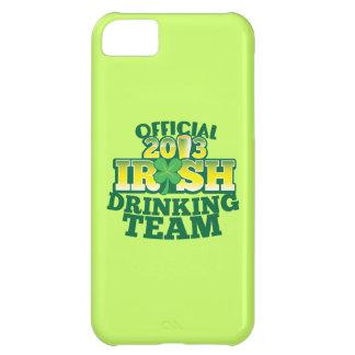 EQUIPO DE CONSUMICIÓN irlandés del funcionario 201 Carcasa Para iPhone 5C