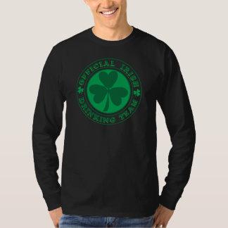 Equipo de consumición irlandés/el día de St Playeras
