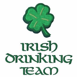 Equipo de consumición irlandés Irlanda divertida