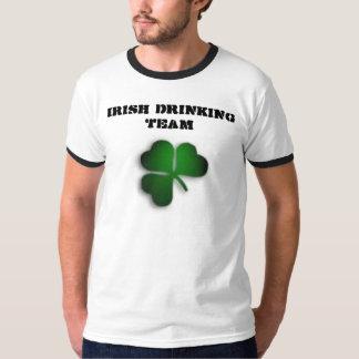 Equipo de consumición irlandés playeras