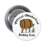 Equipo de consumición oficial de Oktoberfest Pins