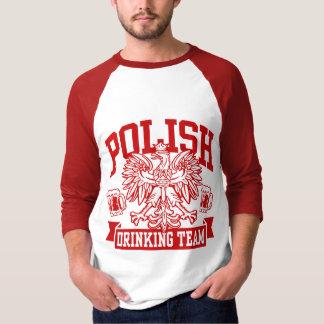 Equipo de consumición polaco playera