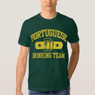Equipo de consumición portugués playera