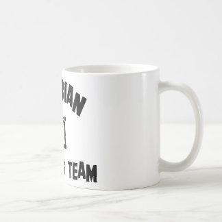 Equipo de consumición suabio taza de café