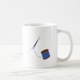 Equipo de costura taza clásica