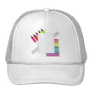 Equipo de escuela gorra