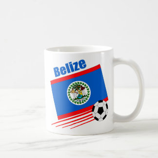 Equipo de fútbol de Belice Taza De Café