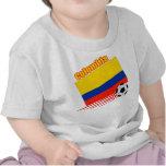 Equipo de fútbol de Colombia Camiseta