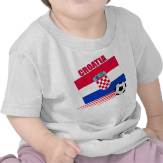 Equipo de fútbol de Croacia Camisetas